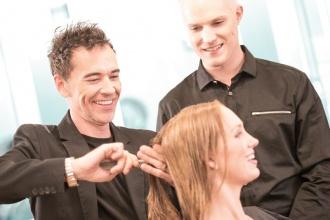 Quản lý salon tóc